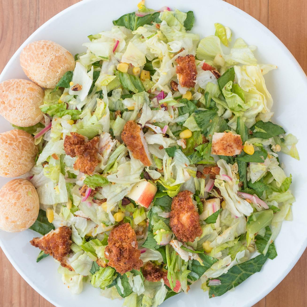 Crisp Salads Portland